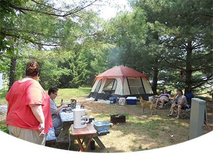 American Wilderness Campground | Closest campground to