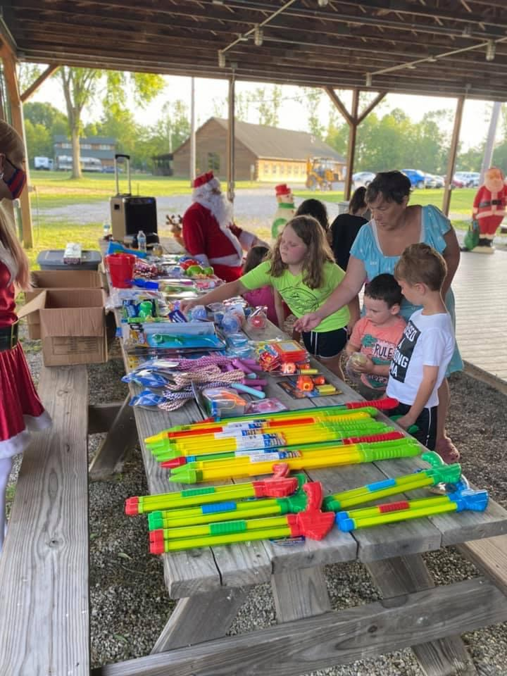 kids and crafts